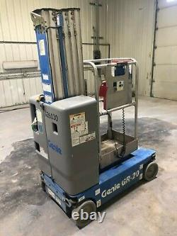 2013 Genie GR20 (One Owner/Only 126 hours) Good Machine